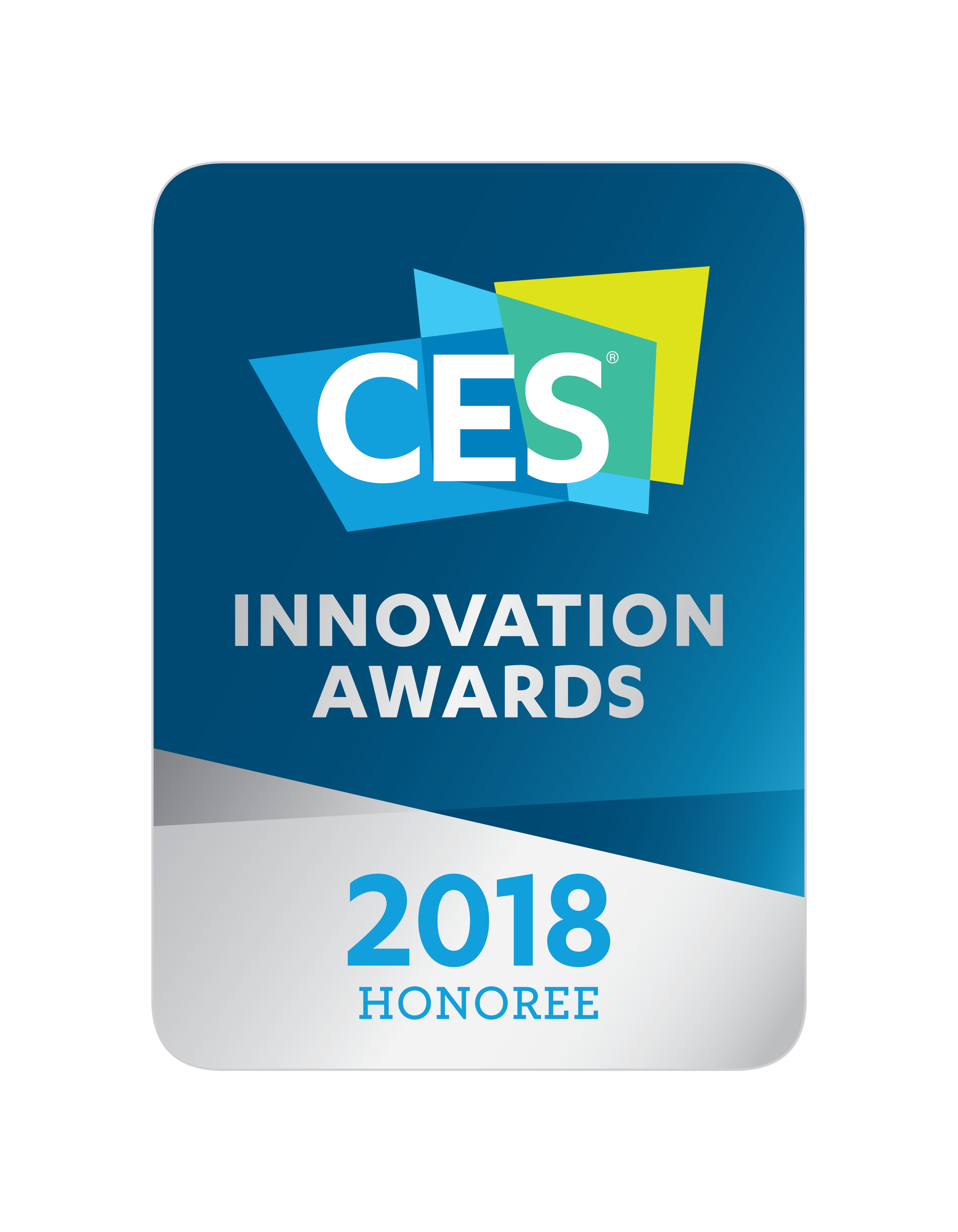 CES 2018 Innovation award Honoree